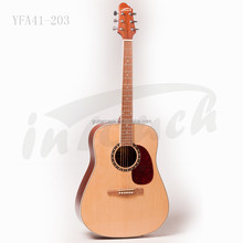 39/41 inch Electric Acoustic Guitar OEM China Guangzhou Factory
