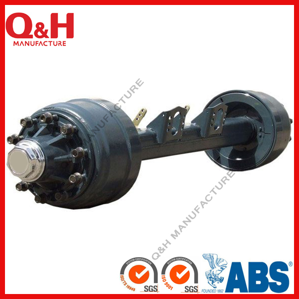 Semi trailer axle for sale