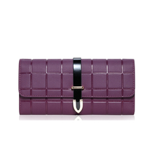 2018 Exquisite Women <strong>Wallet</strong> Leather Colorful Fashion Women <strong>Wallet</strong> For Ladies