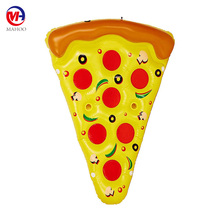 Giant Pizza Inflatable Toy Adults Kids Inflatable Pool Float Fun Water Floating Raft Toy