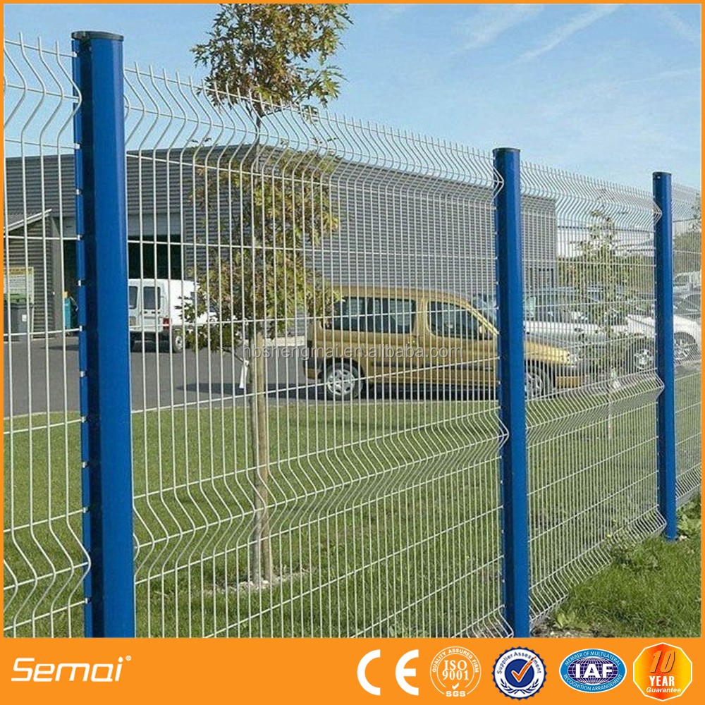 Best selling high security house border curved