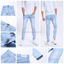 Latest Design Simple Style Jeans Pants Models For Men