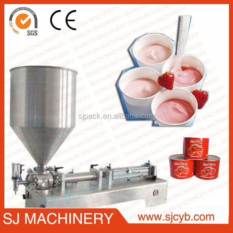 Sammi Packing Offset Cream Filling Machine With Price/Paste,Jam,Ointment,Lotion,Ketchup Bottling