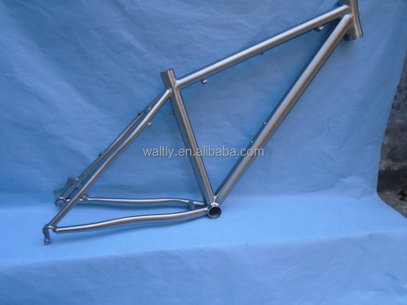 Best popular mtb titanium bicycle frame 29er with competitive price
