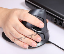 Ergonomic scroll wheel ensure smooth performance wired mouse