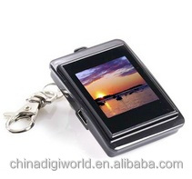 1.5 inch digital photo frame keychain for kids