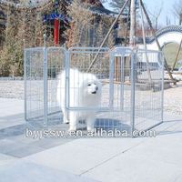 Tube Dog Fence Cage