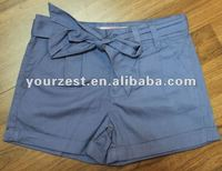 GIRLS' CASUAL HOT SHORTS