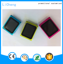 "2016 china factory wholesale 100% new style 4gb 1.8"" 3th fm mp3 mp4 players"