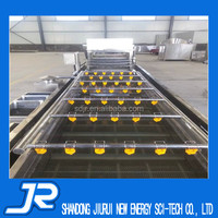 2015 China high quality stainless steel 304 canned fruit processing line