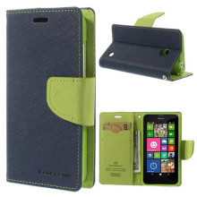 Mercury Fancy Dairy Wallet Leather Case For Samsung Galaxy Note N7000 I9220