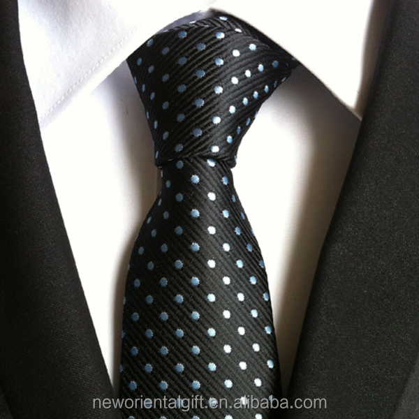 2014 new design polyester tie, custom ties