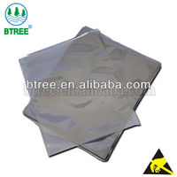 Btree ESD Anti-static Shielding Bags With IN and Out Dissipative
