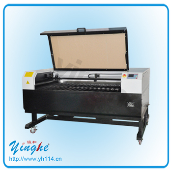 PVC board wood acrylic glass laser engraving machine