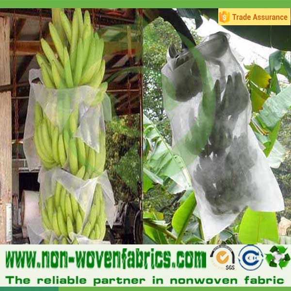 18g/m2 Agriculture plant cover / fruits protection bag banana fruit cover bag