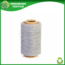 Manufacturer recycled 20s grey colour knitting cotton yarn spinners from china HB292