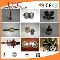 LEC YJM PC Strand Steel Wire Cable Prestressed Anchor Barrel And Wedge