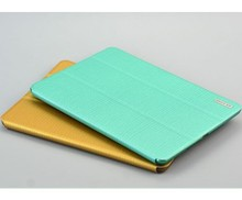 2014 new product ultra thin tpu and leather case for ipad mini 2 tablet China manufacturer