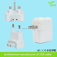 2015 new dual usb universal travel adapter with USA/Australia/Europe/UK worldwide plugs universal travel adapter supplier