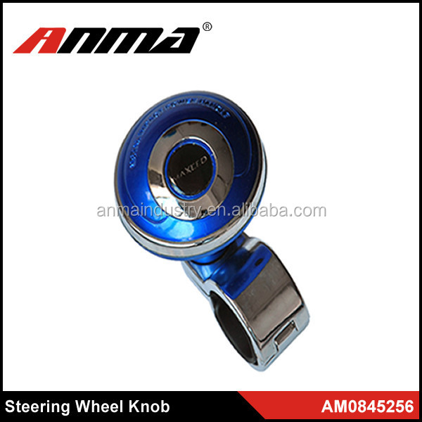 Fashionable and Universal Metal Car Wheel Spinner Car Steering knob