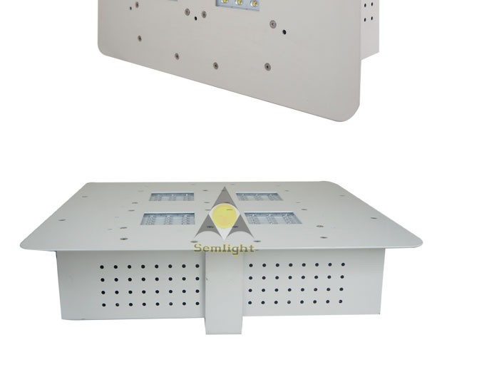 IP67 LED Canopy Lights IES Water Proof LED Gas Station Light