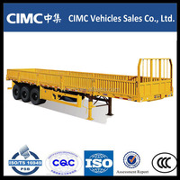 China Manufacturer Three Axle Goose Neck