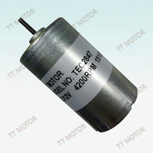 12 volt electric brushless motor for wind turbines