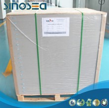 Hansol quality 450g grey back duplex board from china paper mills with perfect price