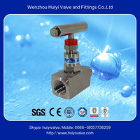 2016 high pressure forged swagelok needle valve