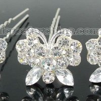 Wedding Bridal Wholesale Rhinestone Hair Pins