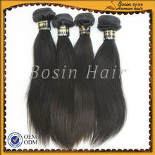 Best seller 40 inch human hair, tangle free odorless human hair
