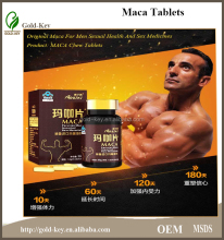 MACA Chew Tablets for sex strong man