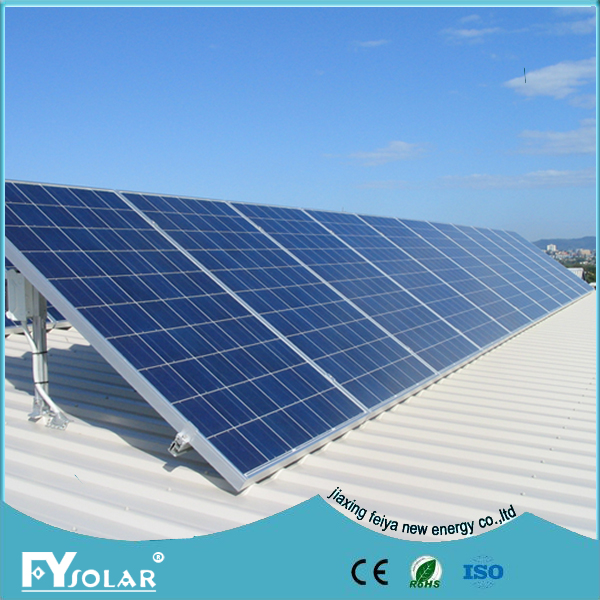 competitive factory price of on grid solar power system/generator without battery