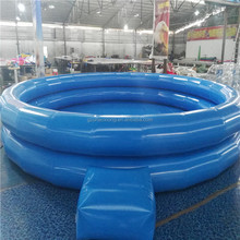 Giant inflatable adult swimming pool