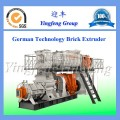 JKY60 Technology From German Extrusion Extruder Machinery Germany Brick Making Machine