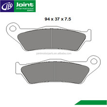 Hot Sale Pulsar 135 Motorcycle Parts Motorcycle Brake Pad