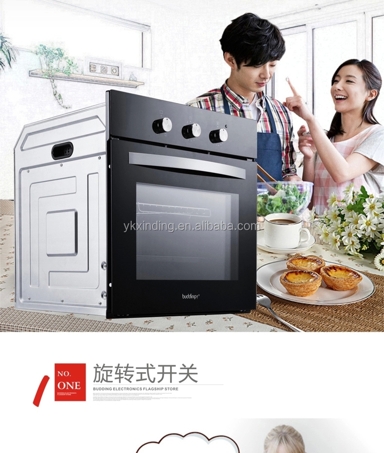 high quality used kitchen mini electric oven for baking with multifunctional