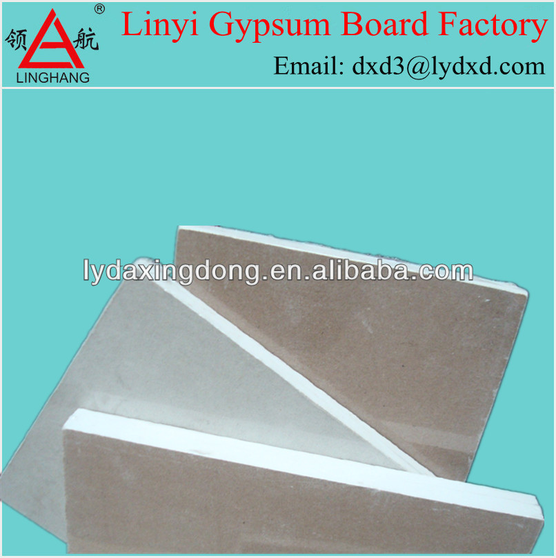 high quality gypsum board with best price!