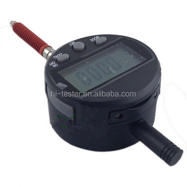 High quality 0-12.7mm digital dial gauge with USB cable,IP67 dial indicator