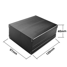 die cast electrical boxes aluminum enclosure for electronic device