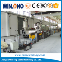 Automatic power plug cable making equipment