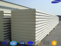 Adhesive for PU rigid foam to galvanized steel sheet