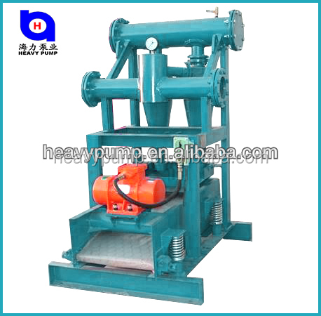Solid Control Petroleum Drilling Mud Desander Cleaner