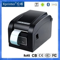 Hot sale XP-350B thermal barcode printer