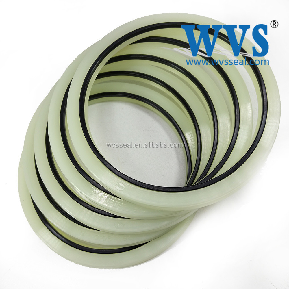80*95.5*6 Excavator PU Hydraulic Buffer Ring Buffer HBY Seal <strong>o</strong> ring