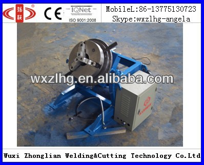 100kg small welding positioner