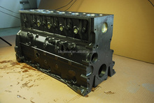 overhaul engine long block with cylinder head,pistons for cummins parts
