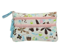 Modella travelling cosmetic bag with beautiful pattern