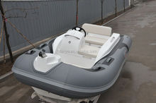 Liya 11ft inflatable water boat center console dinghy sports rib sale china