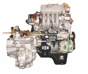 4 cylinder EFI engine1100cc with gearbox applicable to special vehicle such as atv